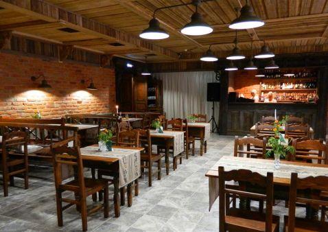 Hotel Russie - Restaurant