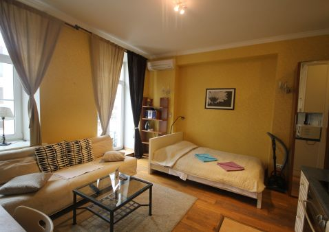 Hôtel Moscou - Appartement FS 142