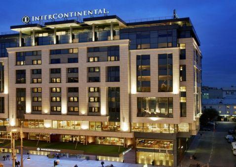 Hôtel Moscou - Intercontinental