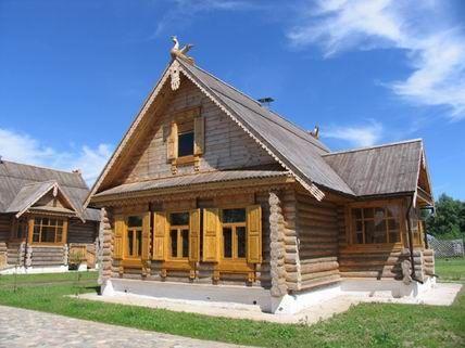 Voyage Russie - Izba