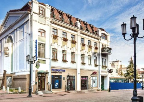 Hotel Nijni Novgorod - Jouk Jacque