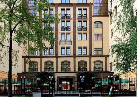 Hébergement Saint-Pétersbourg - Nashotel