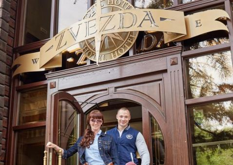 Hotel Irkoutsk - Zvezda