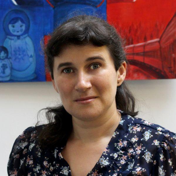 Irina NECHUYATOVA