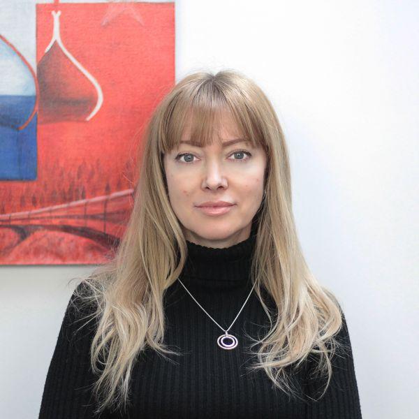 Анастасия ШАХСУВАРОВА