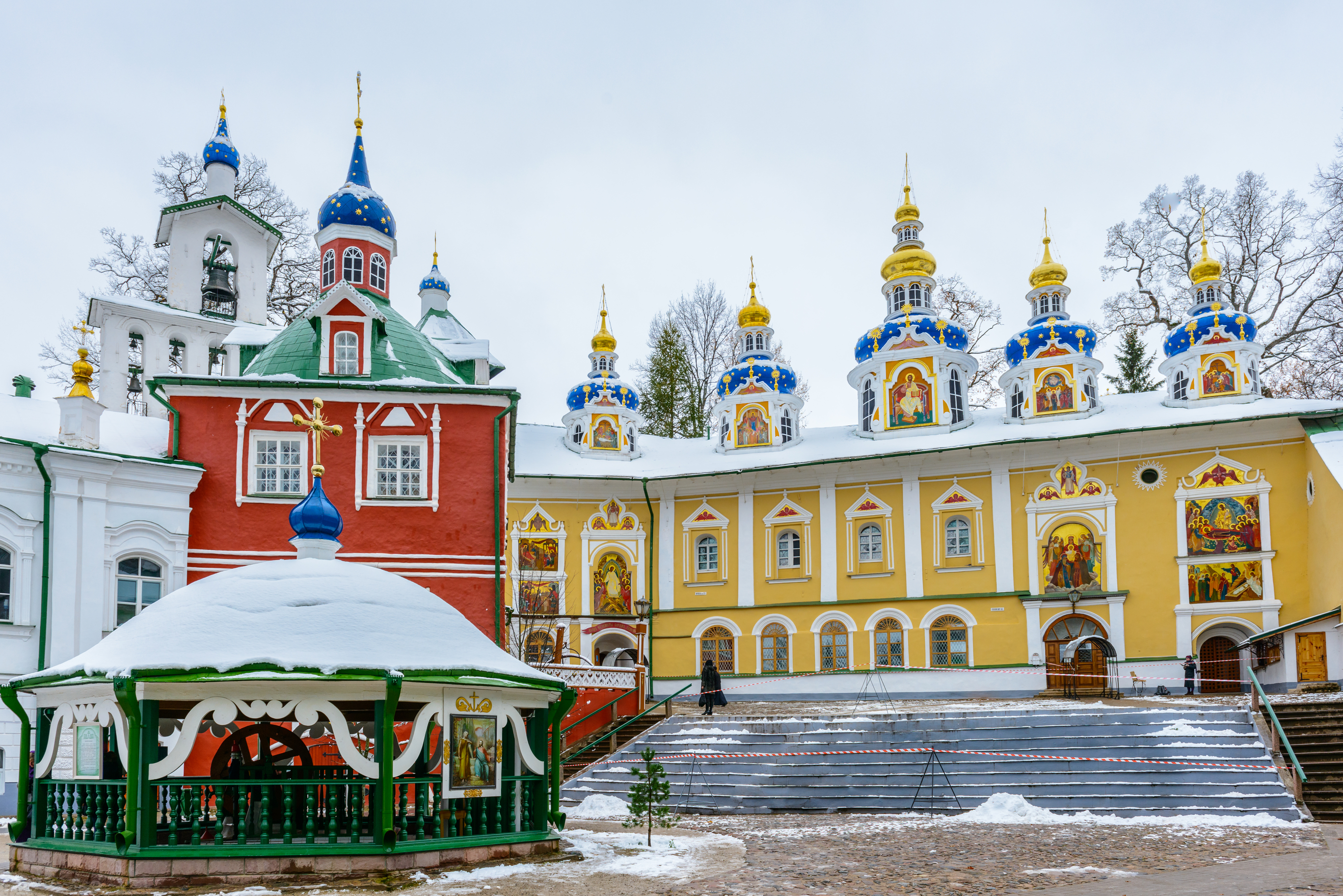 Pskovo-Pechersky Monastery: how to get there 34