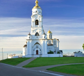 excursions en Russie