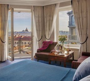 hotel en russie
