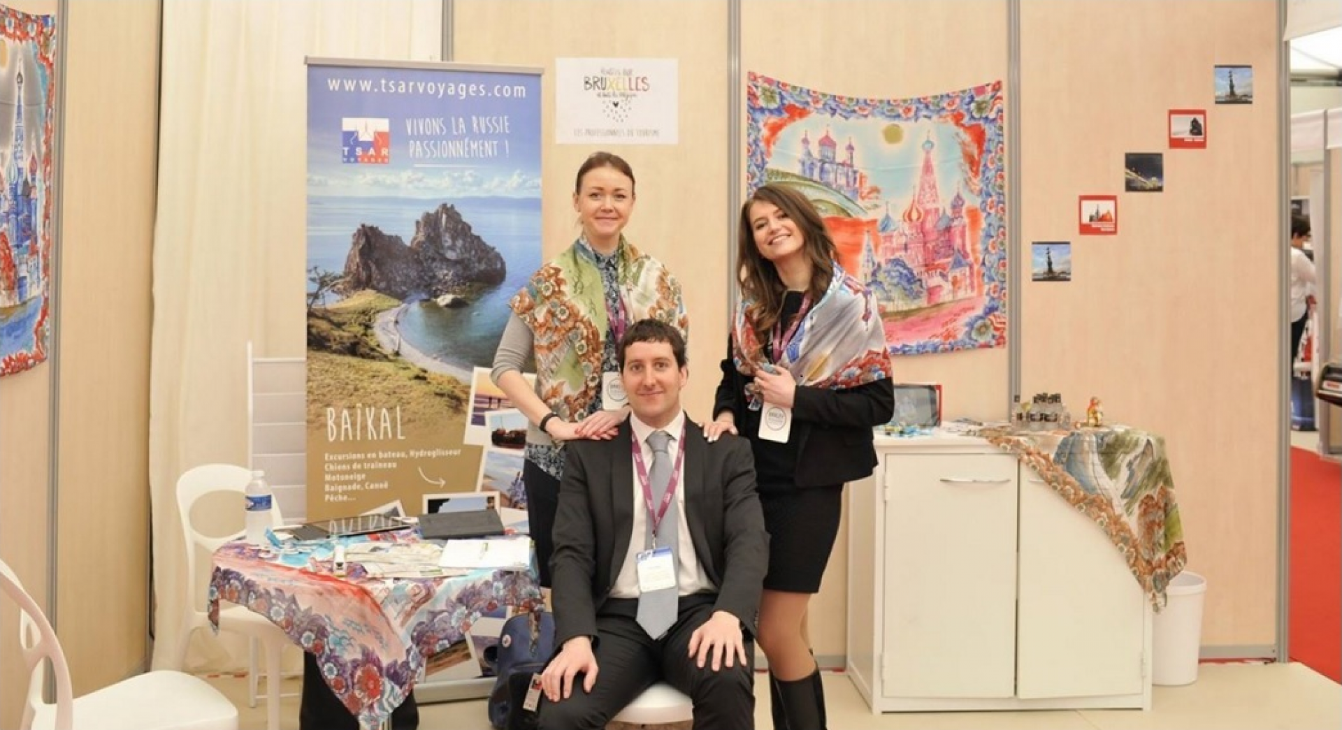 Stand Tsar Voyages