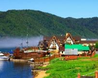 Le lac Baïkal - Listvianka