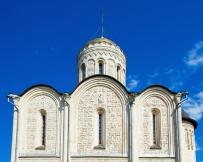Le dôme de la cathédrale