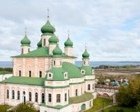 Le monastère Goritski