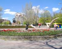 Le parc Gorki