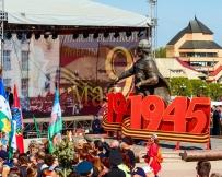 Le 9 mai à Moscou