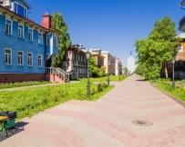 Arkhangelsk centre-ville