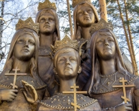 Ekaterinbourg : Ganina Yama