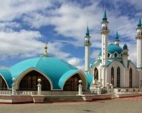 Vue d'ensemble de la mosquée