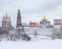 Moscou- Couvent de Novodievitchi
