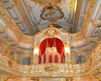 Saint-Pétersbourg - Palais Youssoupov intérieur