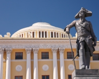 Statue de Paul Ier