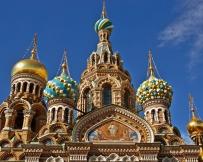 Croisière en Russie : Saint-Pétersbourg