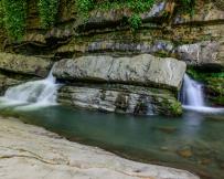 Sotchi cascade