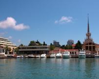 Sotchi port