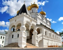 Kostroma - Cathédrale de la Trinité