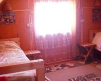 Gîte rural franco-russe Chambre