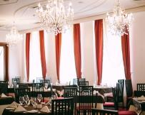 Hôtel Pierre Ier à Moscou, restaurant Romanov