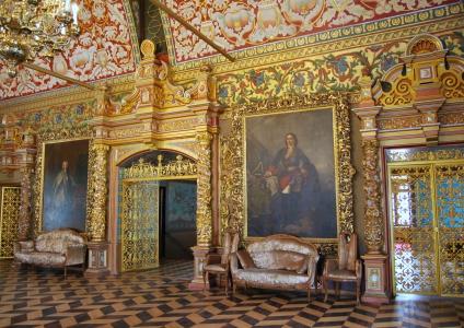 Salle du Palais Youssoupov