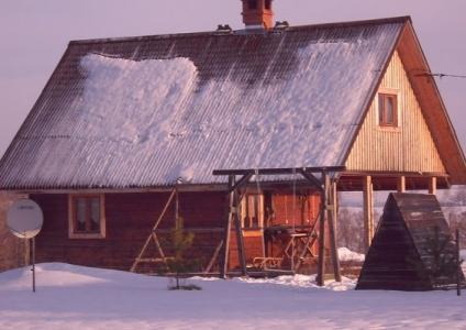 Gîte rural franco-russe