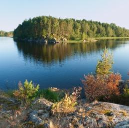 Voyage Carélie - Lac
