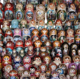 Voyage Moscou - Kremlin d'Izmailovo