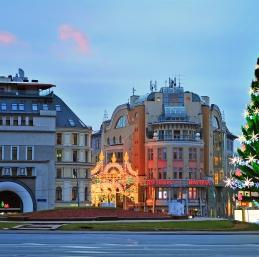 Visite Moscou - Place Loubianka
