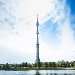 Voyage Moscou - Tour Ostankino