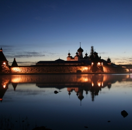 Voyage Solovki - Monastère Solovetsky