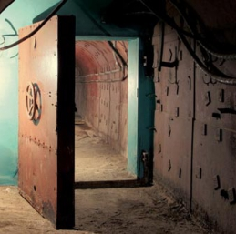 Visite Moscou - Bunker Taganka