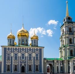 Visite Toula - Kremlin