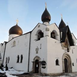 Visite Moscou - Couvent Saintes-Marthe-et-Marie