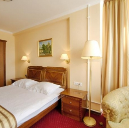 Hotel Irkoutsk - Europe