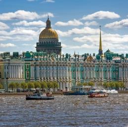 Voyage Saint-Pétersbourg  : croisière en Russie