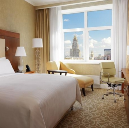 Hotel Moscou - Marriott Noviy Arbat