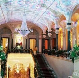 Saint-Pétersbourg - Palais Nikolaevski