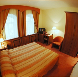 Hotel Moscou - Stretenskaia