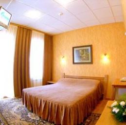 Hotel Yaroslavl - Voljskaia Jemtchoujina