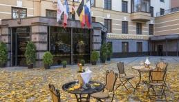 Hotel Saint-Pétersbourg - Aglaya
