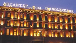 Hotel Saint-Pétersbourg - Angleterre