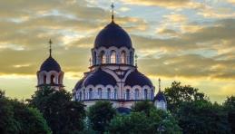 Voyage Vilnius - Eglise orthodoxe