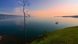 Voyage Baikal - Lac Baikal